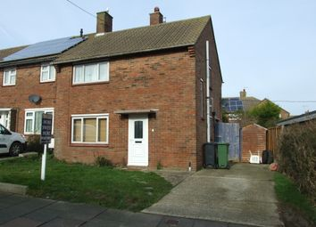 Thumbnail 3 bed end terrace house to rent in Chelworth Road, West Hampden Park, Eastbourne