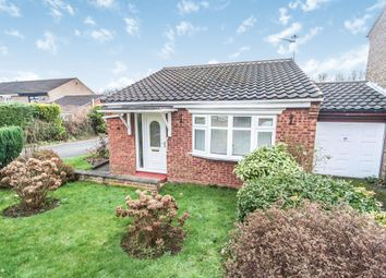 Thumbnail 2 bed bungalow for sale in Mildenhall Close, Hartlepool