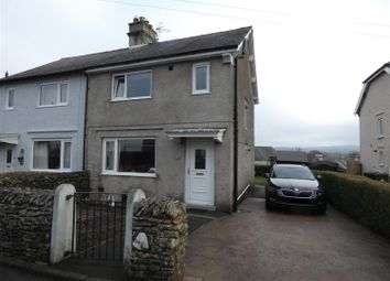 Thumbnail 3 bed semi-detached house for sale in Kirkbarrow, Kendal