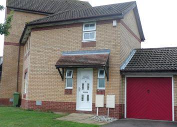 Thumbnail 3 bedroom semi-detached house to rent in Rhodes Place, Oldbrook, Milton Keynes