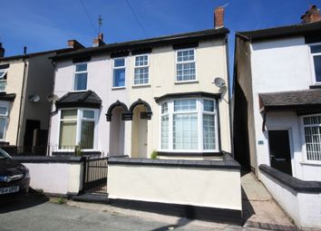 Thumbnail 2 bed semi-detached house for sale in Arbour Street, Talke Pits, Stoke-On-Trent
