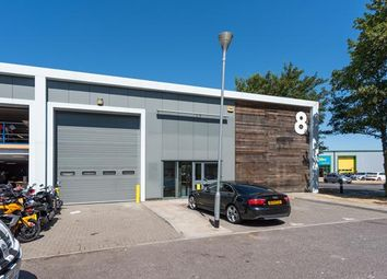 Thumbnail Warehouse to let in Unit 8 Chichester Trade Centre, Quarry Lane, Chichester, West Sussex