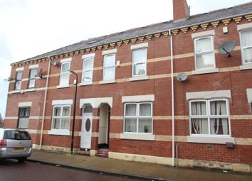 Thumbnail 3 bed terraced house for sale in Byrom Street, Old Trafford, Manchester