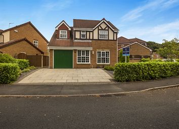 Thumbnail 4 bed detached house for sale in Ambleway, Walton-Le-Dale, Preston