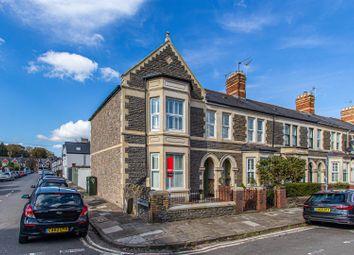 Thumbnail 2 bed flat to rent in Gileston Road, Pontcanna, Cardiff