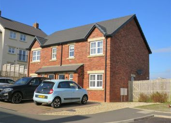 3 bed semi-detached house for sale in Clarendon Drive, Whitehaven CA28