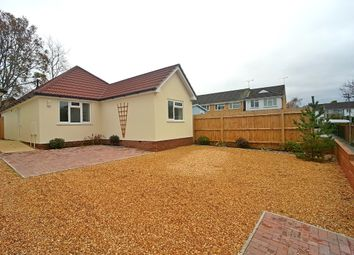Thumbnail 3 bed bungalow for sale in Almer Road, Poole