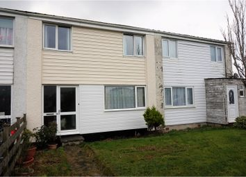 Thumbnail 3 bed terraced house for sale in Carey Park, Looe