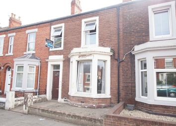 Thumbnail 3 bed terraced house for sale in Currock Road, Currock, Carlisle, Cumbria