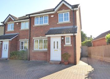 Thumbnail 3 bed semi-detached house to rent in Manor Road, Ossett