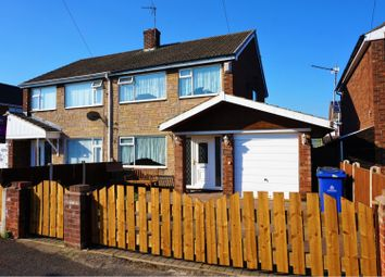 3 bed semi-detached house for sale in Abbey Way, Doncaster DN7