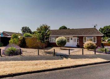 Thumbnail 3 bed detached bungalow for sale in Farm Walk, Necton, Swaffham