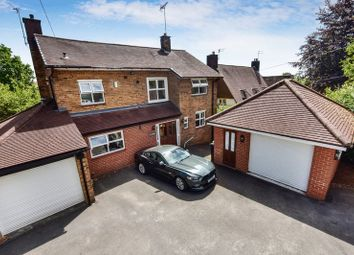 Thumbnail 4 bed detached house for sale in Chapeltown Road, Bromley Cross, Bolton