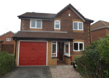 Thumbnail 4 bed detached house to rent in Rosewood Drive, Winsford