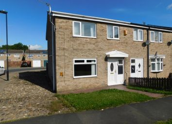 Thumbnail 3 bed end terrace house to rent in Aldwych Drive, North Shields