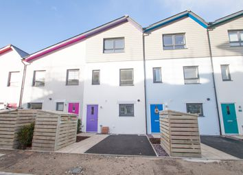 Thumbnail 3 bed terraced house for sale in Woolwell Crescent, Plymouth