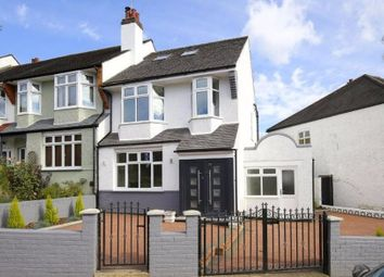 Thumbnail 5 bedroom end terrace house to rent in Crescent Rise, London