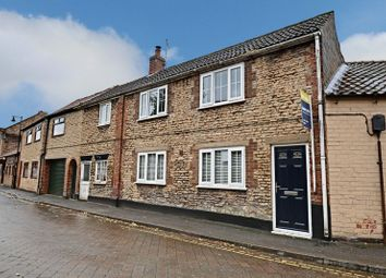 Thumbnail 3 bed terraced house for sale in Churchside, Winterton, Scunthorpe