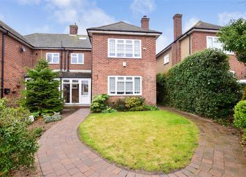 Thumbnail 4 bed semi-detached house for sale in Whitehill Road, Gravesend, Kent