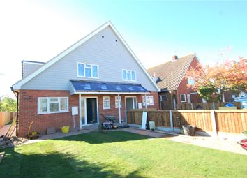 Thumbnail 3 bed semi-detached house for sale in Carolina Way, Tiptree, Colchester