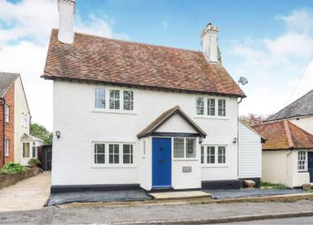 Thumbnail 4 bed detached house for sale in High Ongar Road, Ongar