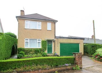 Thumbnail 3 bed detached house for sale in Orchard Close, Bushey Heath, Bushey
