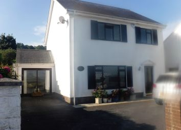 Thumbnail 3 bedroom detached house for sale in The Moorings, Beach Road, Penclawdd, Swansea