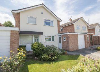 Thumbnail 3 bed link-detached house for sale in Medway Close, Keynsham, Bristol