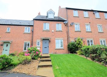 Thumbnail 4 bed terraced house for sale in Kilcoby Avenue, Swinton, Manchester
