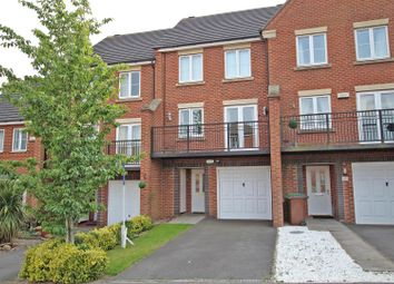 Thumbnail 4 bed town house for sale in Cudworth Drive, Mapperley, Nottingham