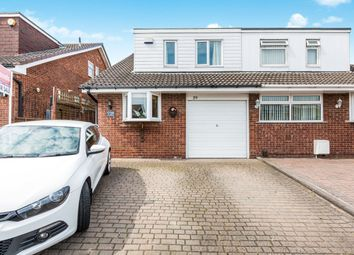 Thumbnail 3 bed semi-detached house for sale in Druids Avenue, Rowley Regis