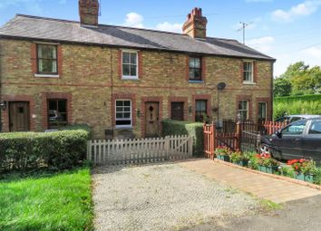 Thumbnail 2 bed terraced house for sale in Old North Road, Longstowe, Cambridge
