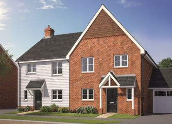 Thumbnail 3 bed semi-detached house for sale in Walshes Road, Crowborough