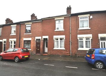 Thumbnail 2 bedroom terraced house for sale in Harris Street, Penkhull, Stoke-On-Trent
