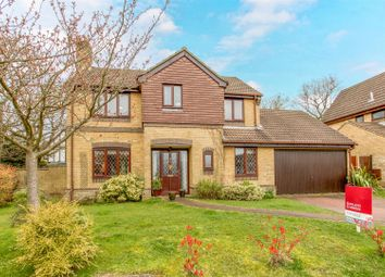 Thumbnail 4 bed detached house for sale in Bay Tree Close, Heathfield