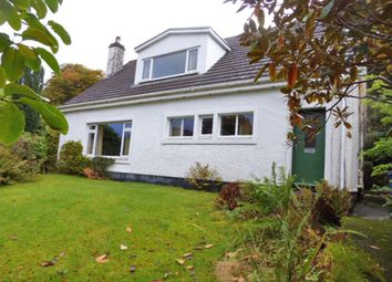 Thumbnail 3 bedroom detached house for sale in Mosscroft, Achintore Road, Fort William