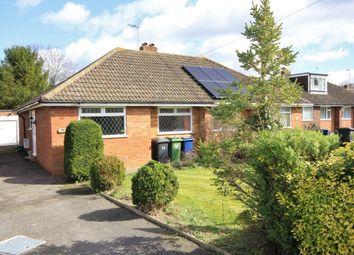 Thumbnail 2 bed semi-detached house to rent in Shortborough Avenue, Princes Risborough