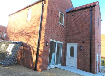 Thumbnail 2 bedroom semi-detached house for sale in Shopping Centre, Park Lane, Washingborough, Lincoln