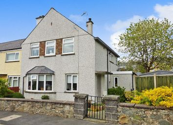 Thumbnail 3 bed end terrace house for sale in Glanogwen, Bethesda, Bangor