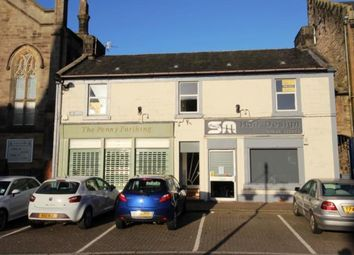 Thumbnail 3 bedroom flat for sale in The Cross, Dalry, North Ayrshire