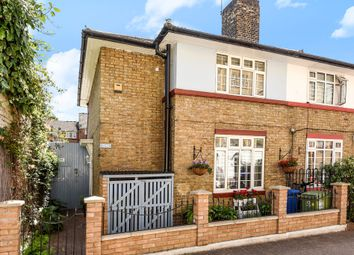 Thumbnail 3 bedroom end terrace house for sale in Rotherhithe Street, London