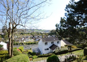 Thumbnail 4 bed detached house for sale in Blenheim Close, Newton Abbot, Devon