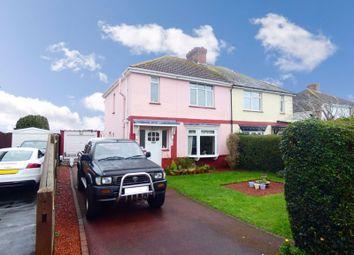 Thumbnail 3 bed semi-detached house for sale in Southways, Stubbington, Fareham