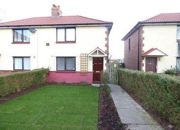 Thumbnail 2 bed semi-detached house for sale in Dalton Avenue, Carlisle, Cumbria