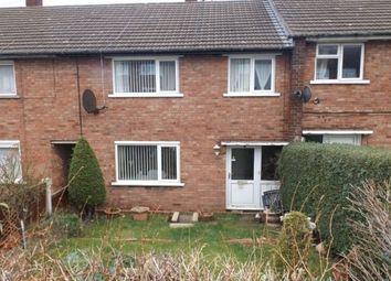 Thumbnail 3 bed terraced house to rent in Bryn Dyrys, Bagillt