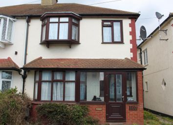 Thumbnail 3 bedroom semi-detached house to rent in Royston Avenue, Southend-On-Sea