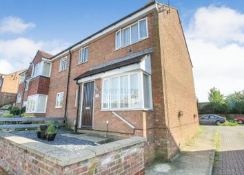 Thumbnail 1 bed end terrace house to rent in Mount Pleasant Road, Twigden Court, Luton