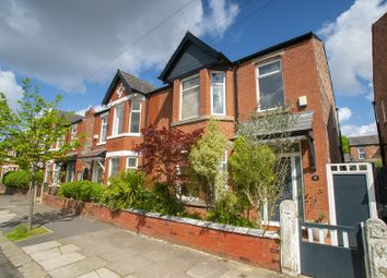 Thumbnail 3 bed semi-detached house for sale in Newport Road, Manchester