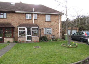 Thumbnail 3 bed property for sale in Cavendish Crescent, Hornchurch