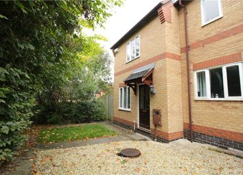 2 bed end terrace house for sale in Chiswick Drive, Loughborough, Leicestershire LE11